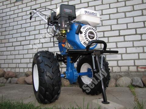 Мотоблок Brado BD-850