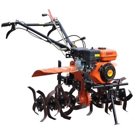 Мотокультиватор Skiper SK-850 с почвенными фрезами