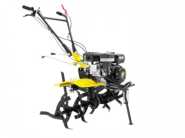 Мотокультиватор Huter MK-8000 Big Foot с почвенными фрезами