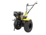 Мотокультиватор Huter MK-8000 Big Foot с колесами 19x7-8