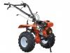 Мотокультиватор Skiper SK-850S с пониженной передачей, почвенными фрезами, колесами 19x7-8